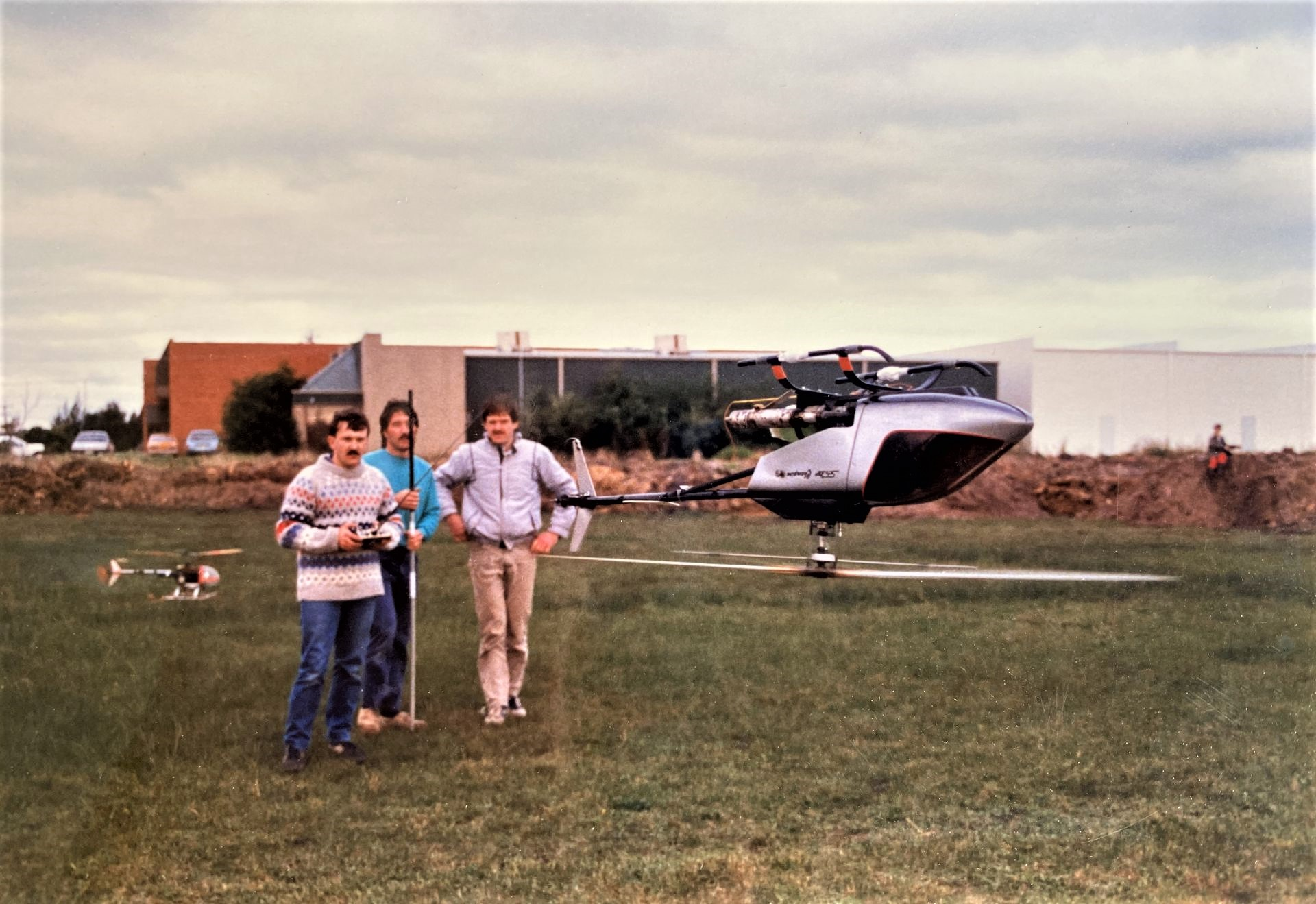1986 Flying Inverted